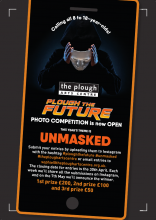 UNMASKED - Plough the Future Photo Competition